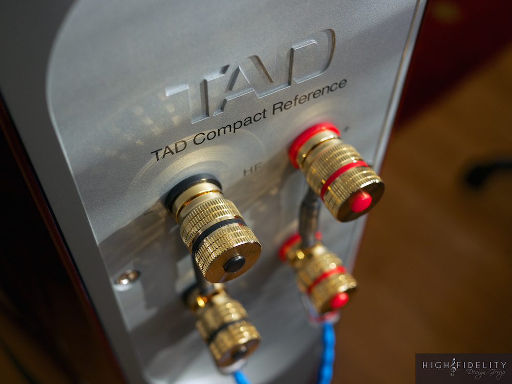 TAD Audio Compact Reference One