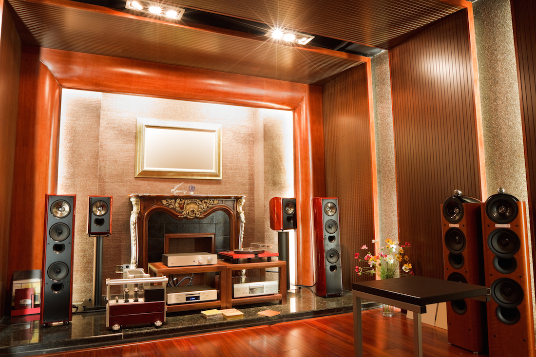 Designing A Home Music Listening Room