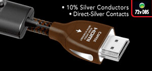 High-End HDMI Cables | AudioQuest-HDMI-Coffee