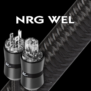 High-End Audio NYC | AudioQuest-Power-Cables-NRG-WEL-Signature