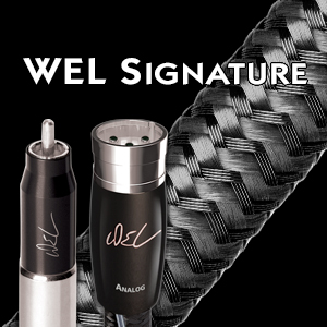 High-End Audio NYC | AudioQuest-WEL-Signature-Elements