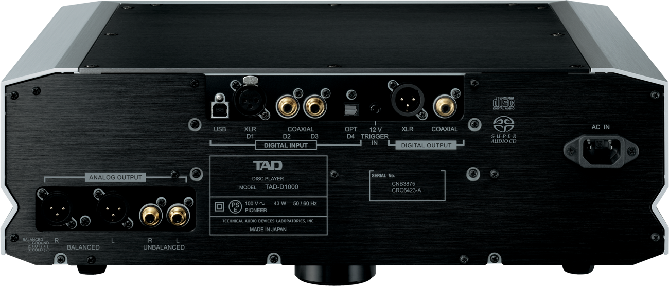 TAD-Labs D1000MK2 | TAD-Labs Dealer NYC