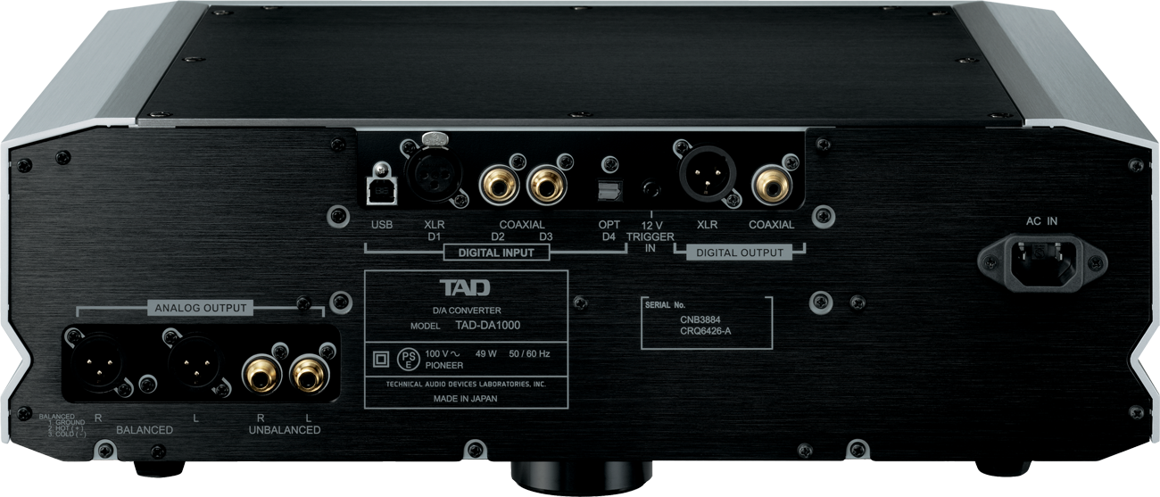 TAD-Labs DA1000 | TAD-Labs Dealer NYC