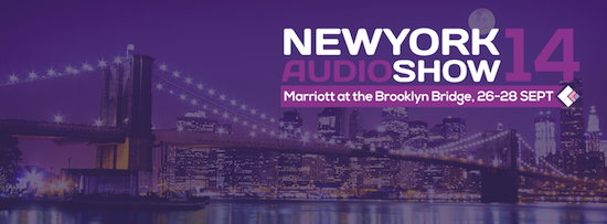 New York Audio Show 2014