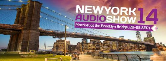 new york audio show brooklyn 2014