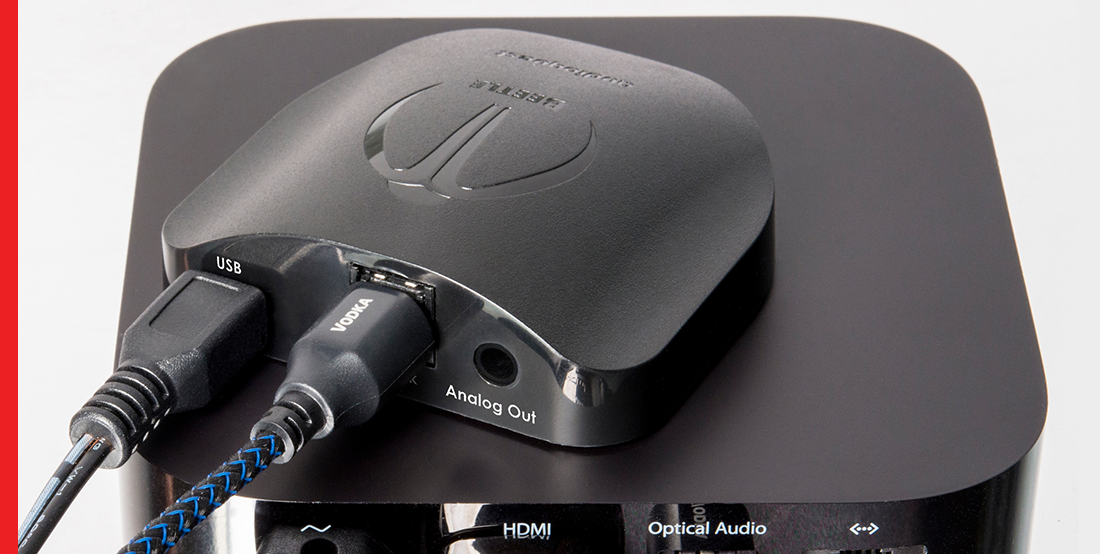 High-End Audio | Optical-Bluetooth-USB Digital-to-Analog Converter