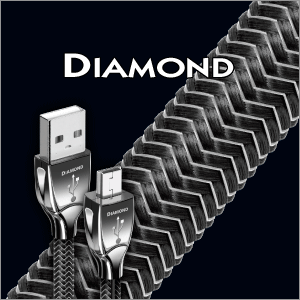 High-End Audio NYC | AudioQuest-Mini-USB-Diamond
