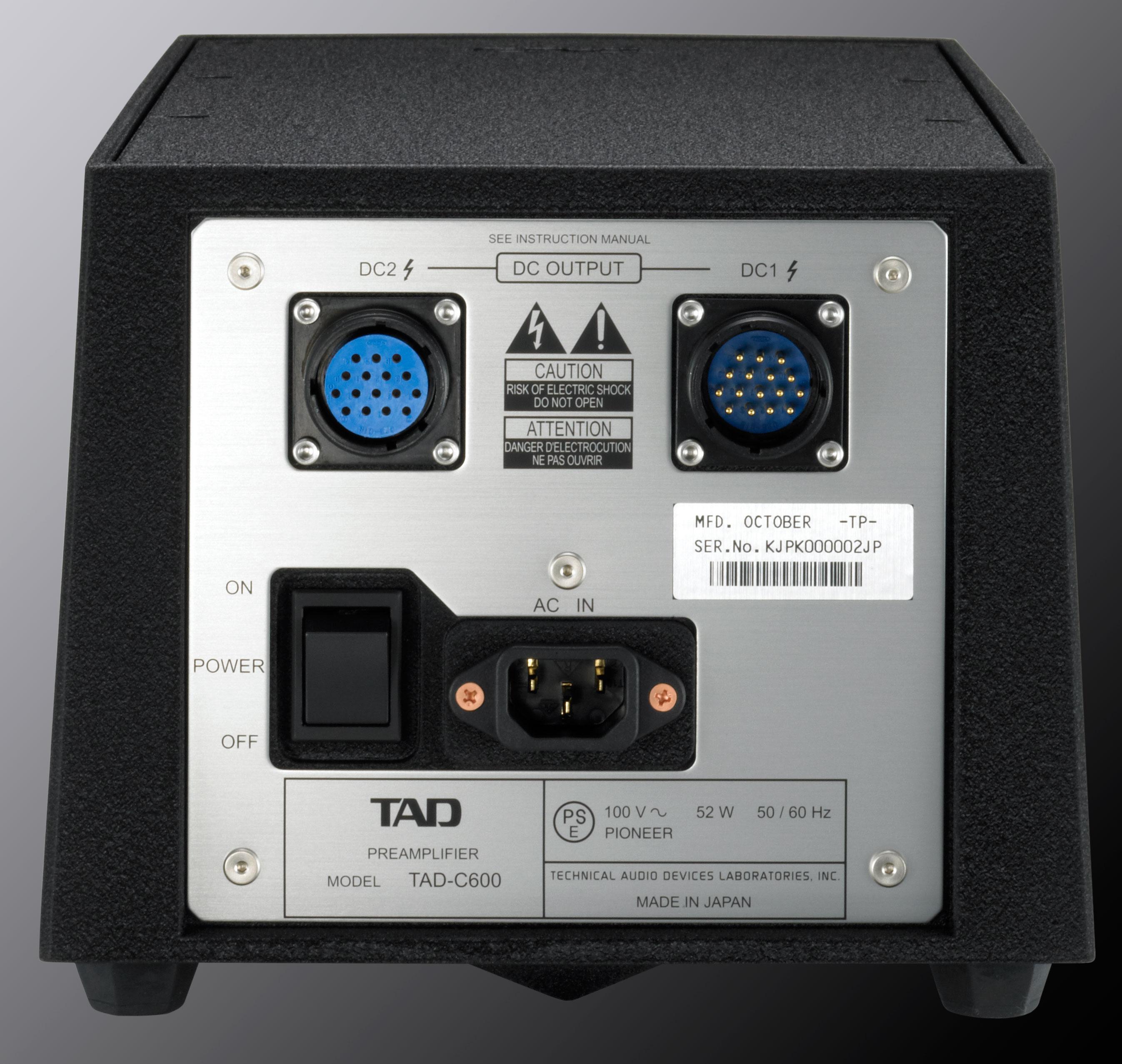 TAD-Labs C600 | TAD-Labs Dealer NYC